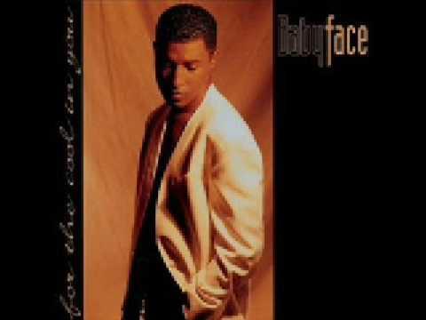 Babyface - Never keeping secrets
