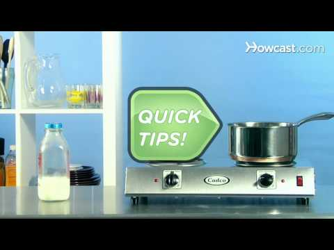 Quick Tips: How to Keep Boiled Milk from Spilling Over