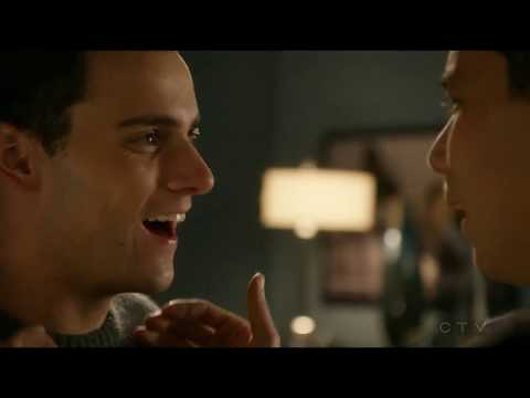 Connor and Oliver in HTGAWM 4x12 | Marriage Proposal