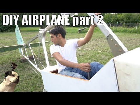 DIY airplane pt2 MK2