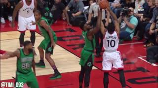 Jaylen Brown 2016/17 Regular Season Defensive Highlights