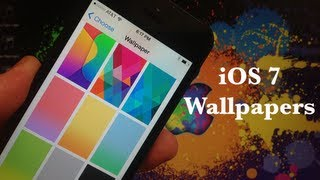 ios 7 new wallpapers download them here
