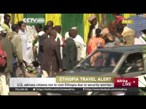 057   Ethiopia unhappy with U S  travel ban