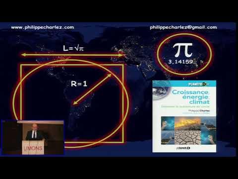 Croissance, énergie, climat : dépasser la quadrature du cercle par Philippe Charlez