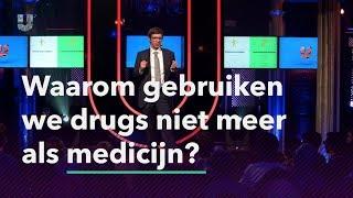 Waarom gebruiken we drugs niet meer als medicijn?