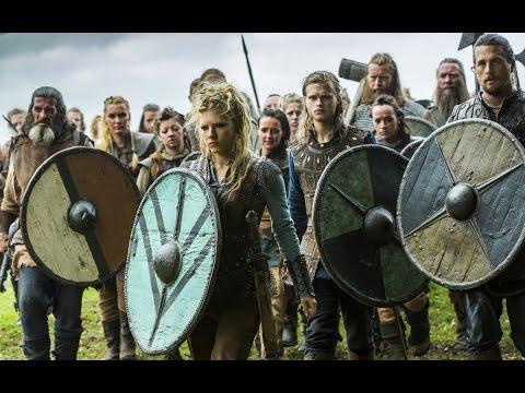 Смотреть Викинги онлайн бесплатно