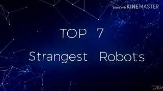 Top 7 strongest robots in hindi.robots videos .