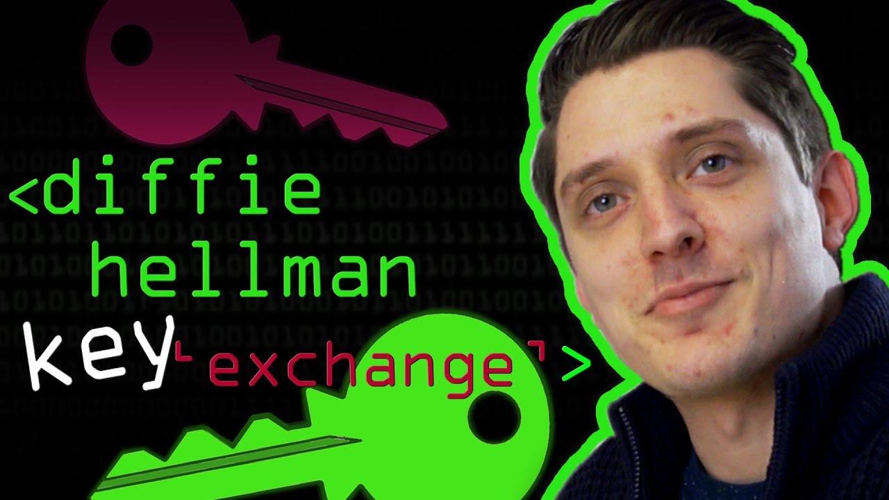 Download Secret Key Exchange (Diffie-Hellman) - Computerphile