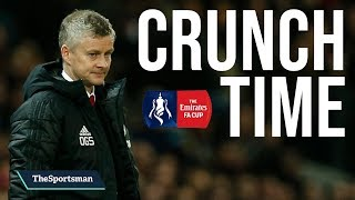 CRUNCH TIME for Ole Gunnar Solskjaer's Manchester United | Mourinho to Everton? | FA Cup Preview