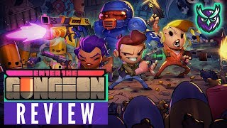 Enter The Gungeon Nintendo Switch Review (Video Game Video Review)