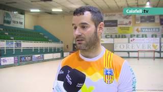 Calafell Esportiu | Hoquei | CP Calafell 2-1 CP Vilanova