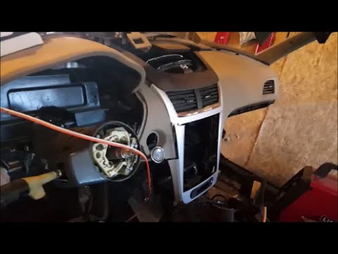 Veltboy Garage - Gbody Dash Swap Mounting Vid