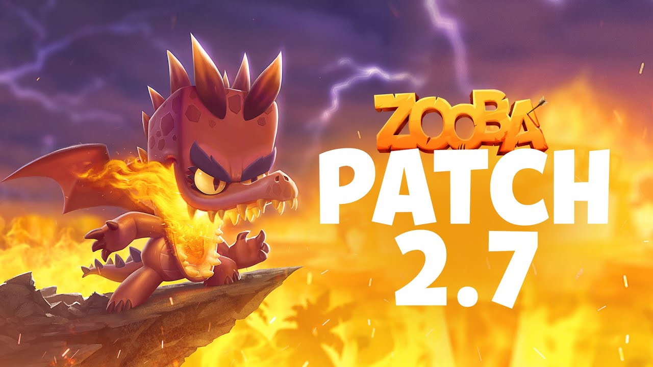 Patch 2.7 highlights - Fire and Flames!