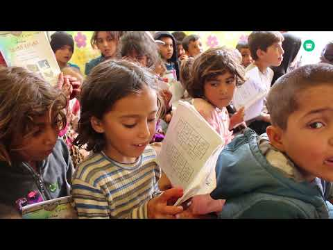Educating Children in Syria | ShelterBox
