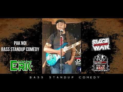 Pak Noi - Ketuk Ketuk | Bass Stand Up Comedy Part 1