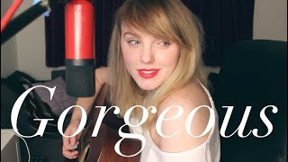Gorgeous by Taylor Swift | Megan Collins (cover)
