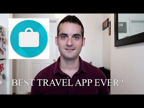 Google Trips- App Review