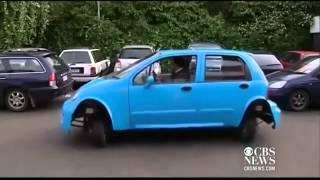 Прикол Машина для девушек