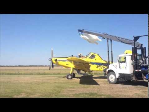 Louisiana Rice Planting 2014 - Grosse Savanne