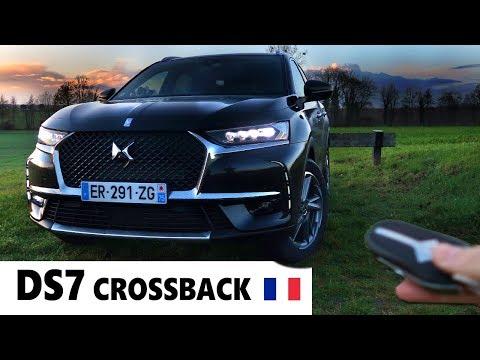 DS7 CROSSBACK 2018, EST-IL UN VRAI SUV PREMIUM ?