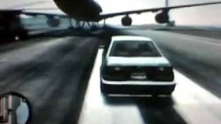 سلفسترالحاره يتخلص من طياره