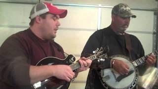 Footprints in the Snow- Bluegrass Garage Jam