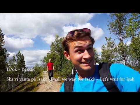 Học tiếng Thụy Điển cùng thầy Erik- Bài: Một số câu hỏi thông dụng(phần 1)