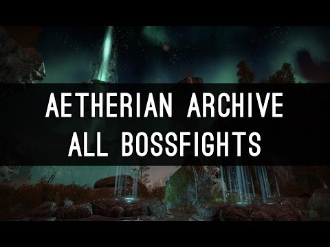 Aetherian Archive All Bossfights - Homestead