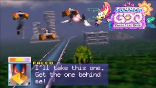 Star Fox 64 by LylatR in 34:50 SGDQ2019