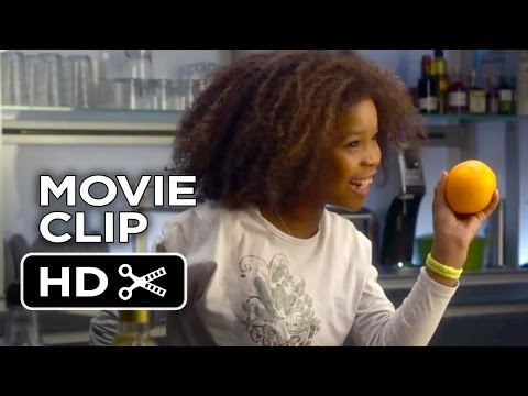 Annie Movie   Not A Camel 2014  Jamie Foxx, Quvenzhané Wallis Family Movie HD
