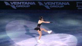 Golden Skate Awards 2011 - Sarah Meyer - I got rhythm (Lena Horne)
