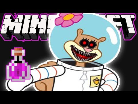 Minecraft | Evil Sandy Cheeks