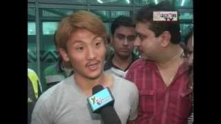 Mohun Bagan's latest Japanese recruit Katsumi Yusa gave the intervi...