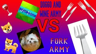 Gaming Dog856/Wynesons vs Forks - Versus Commentary Ep. 15