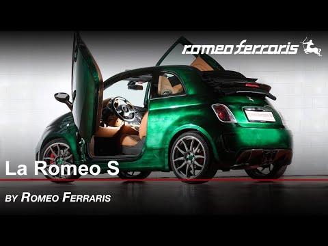 La Romeo by Romeo Ferraris