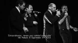 """Voxpop en vivo - """"Acapella Van"""" temporada 2013 - Velma Café"""