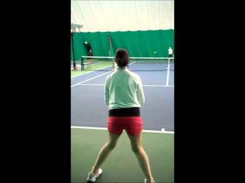 Katie Benn Tennis