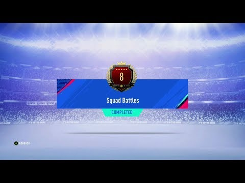 AWESOME TOP100 SQUAD BATTLES REWARDS WITH A 20K TEAM 8TH IN THE WORLD REWARDS FIFA 19