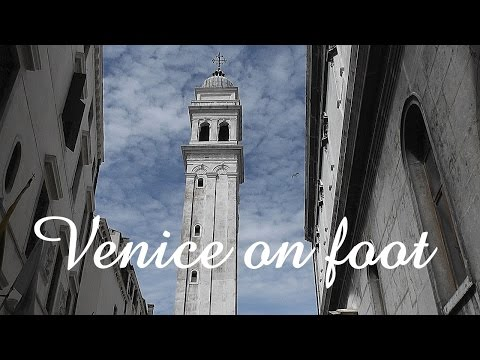 VENICE on foot - part 2 [HD]