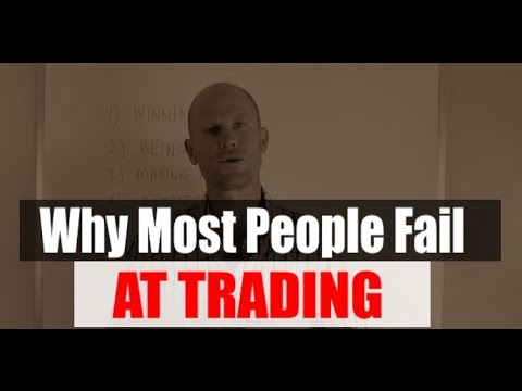 Why do people trade forex
