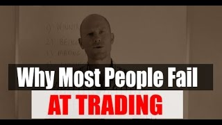 Why Most People FAIL AT Forex TRADING