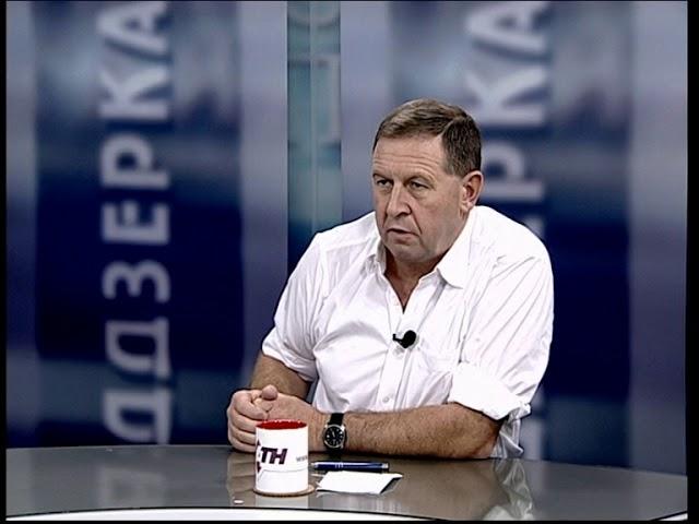Интервью программе «Отражение» канала АТН, Харьков, 25 сентября 2017 г.