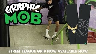 Talkin' MOB: Nyjah Huston Skates Street League Graphic MOB