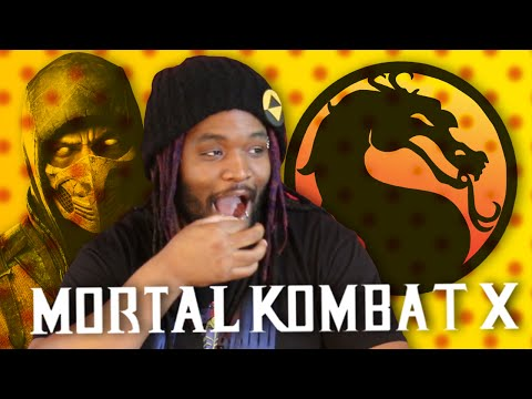 Mortal Kombat X - Ghost Pepper Game Review ft. Woolie (Super Best Friends Play)