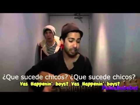 Vas Happenin Song - One Direction ♥ (Subtitulada al español)