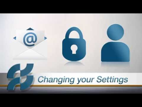 Ferguson Online: Changing your Settings