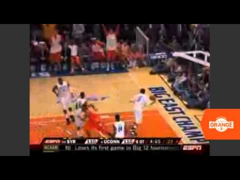 The Six Overtime Game 2009 Great Moments In Syracuse University