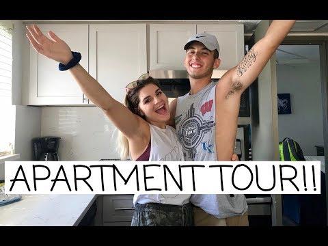 DELRAY BEACH FLORIDA APARTMENT TOUR!!