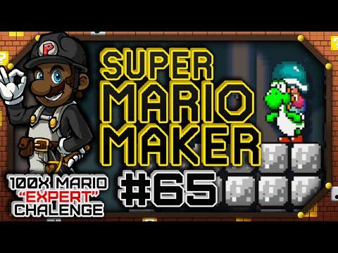 Download] 100x Mario EXPERT Challenge 11 Part 3 Super Mario Maker 65 ...
