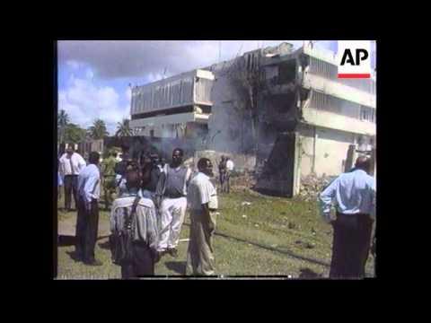 Tanzania - US Embassy bombing update